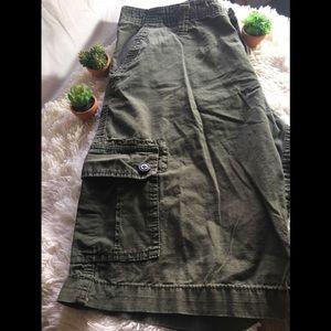 Cargo shorts 36